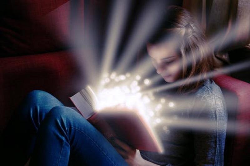 En bok som trollbinder